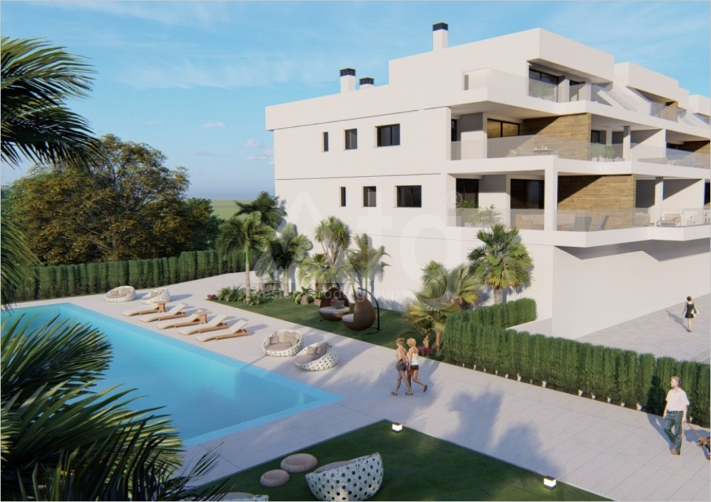 3 bedroom Apartment in Los Montesinos - MT7029 - 10