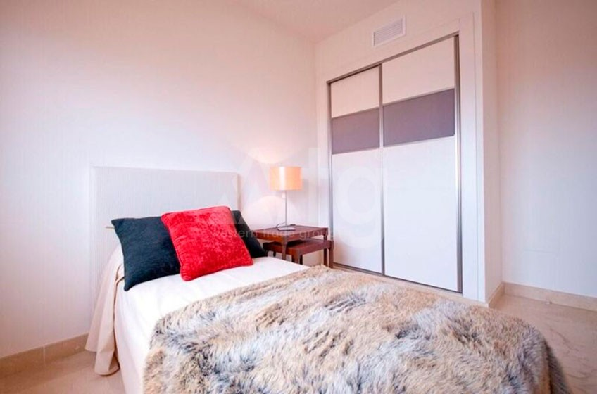 2 bedroom Apartment in Finestrat  - CG7649 - 14