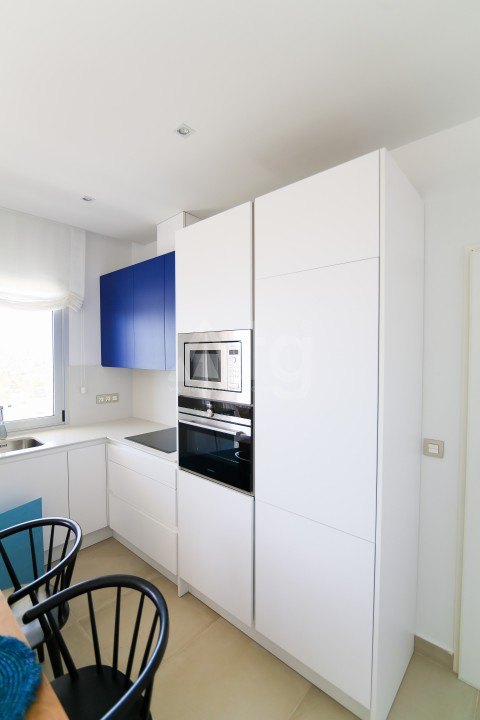 2 bedroom Apartment in Finestrat  - CG7649 - 23