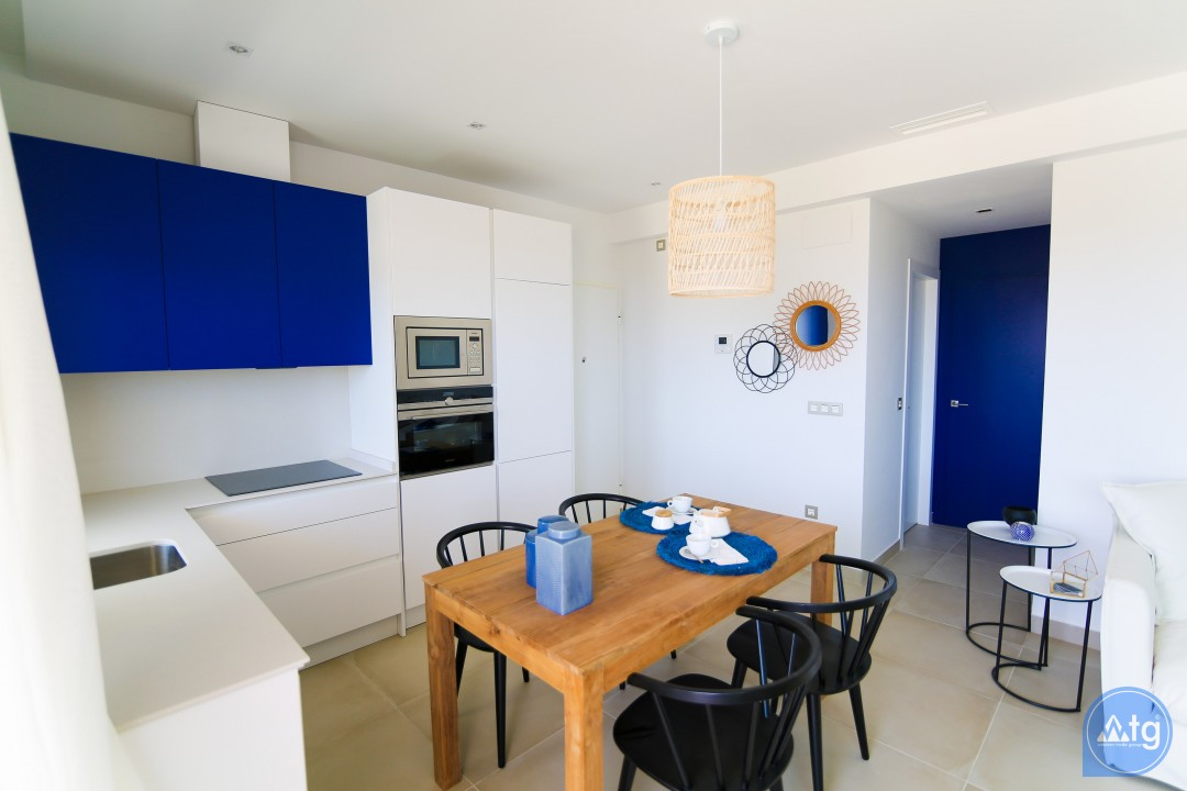 2 bedroom Apartment in Finestrat  - CG7649 - 24