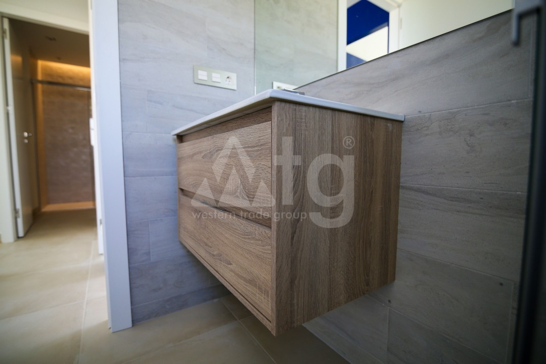2 bedroom Apartment in Finestrat  - CG7649 - 40