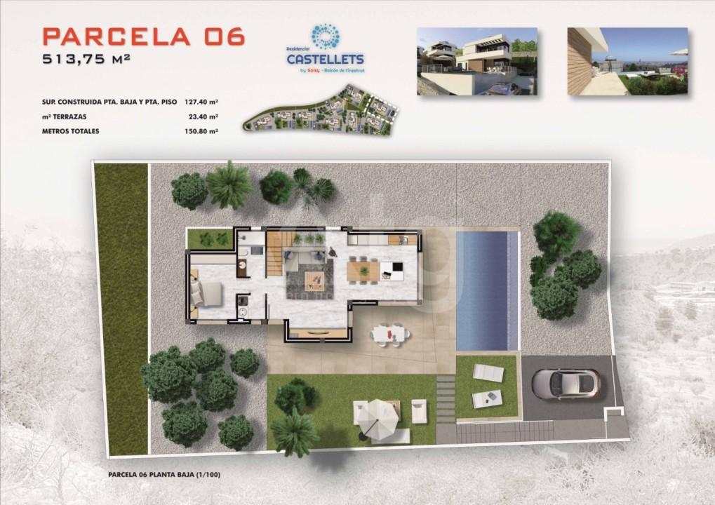 2 bedroom Bungalow in Guardamar del Segura - CN114038 - 13