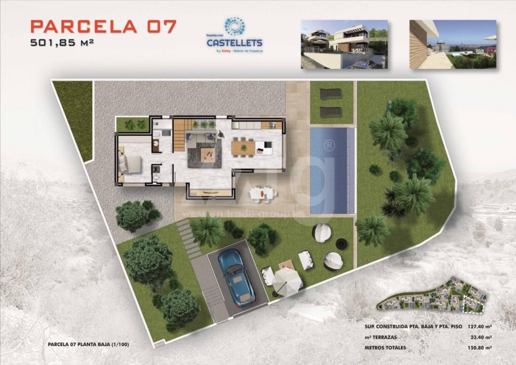 2 bedroom Bungalow in Guardamar del Segura - CN114038 - 14