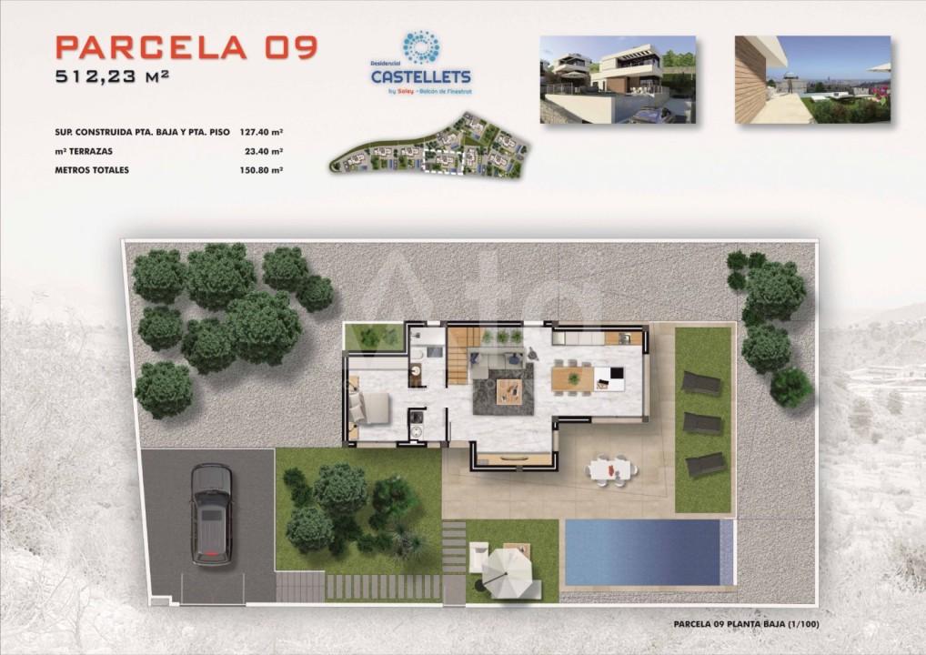 2 bedroom Bungalow in Guardamar del Segura - CN114038 - 16