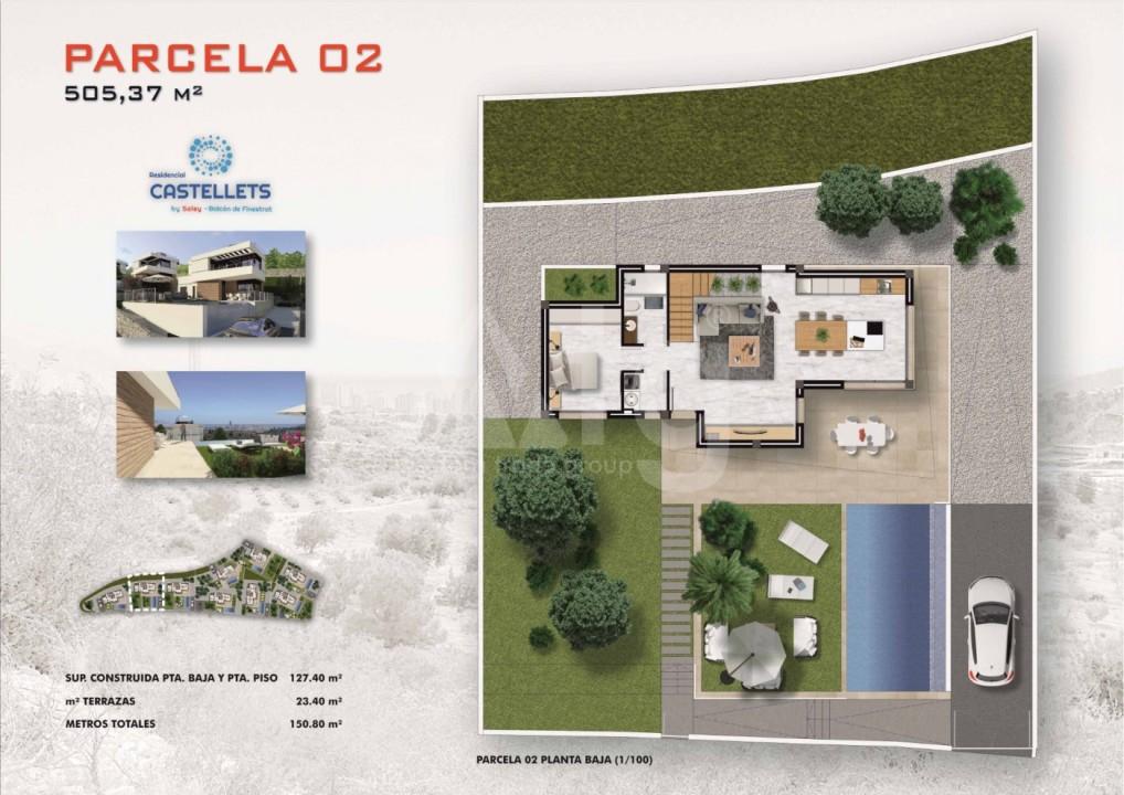 2 bedroom Bungalow in Guardamar del Segura - CN114038 - 9