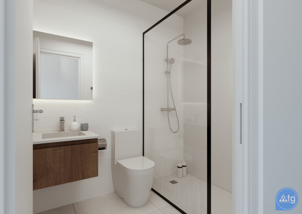 2 bedroom Bungalow in Guardamar del Segura  - CN6512 - 13