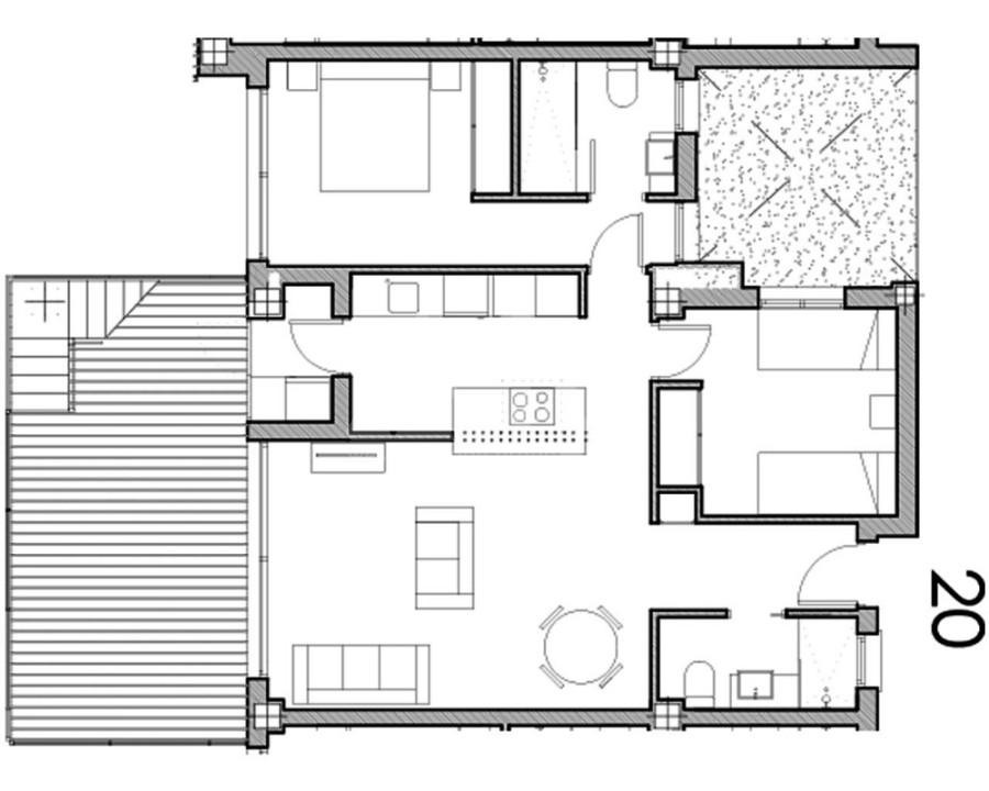 2 bedroom Bungalow in Guardamar del Segura  - CN7841 - 10
