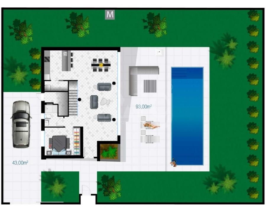 3 bedroom Bungalow in Guardamar del Segura - CN7826 - 12