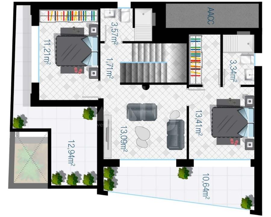 3 bedroom Bungalow in Guardamar del Segura - CN7826 - 14