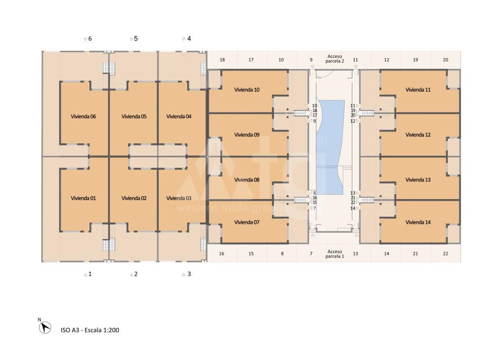 3 bedroom Bungalow in Lorca  - AGI115501 - 10