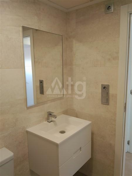2 bedroom Bungalow in Orihuela Costa - VG6403 - 18