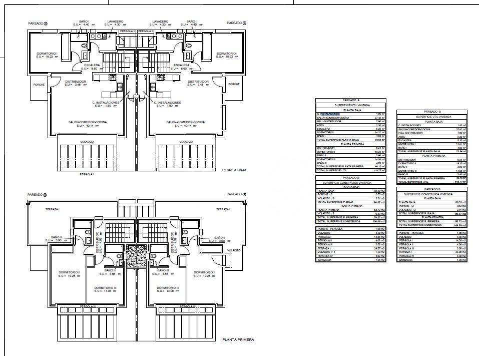 3 bedroom Bungalow in San Miguel de Salinas - AGI115746 - 13