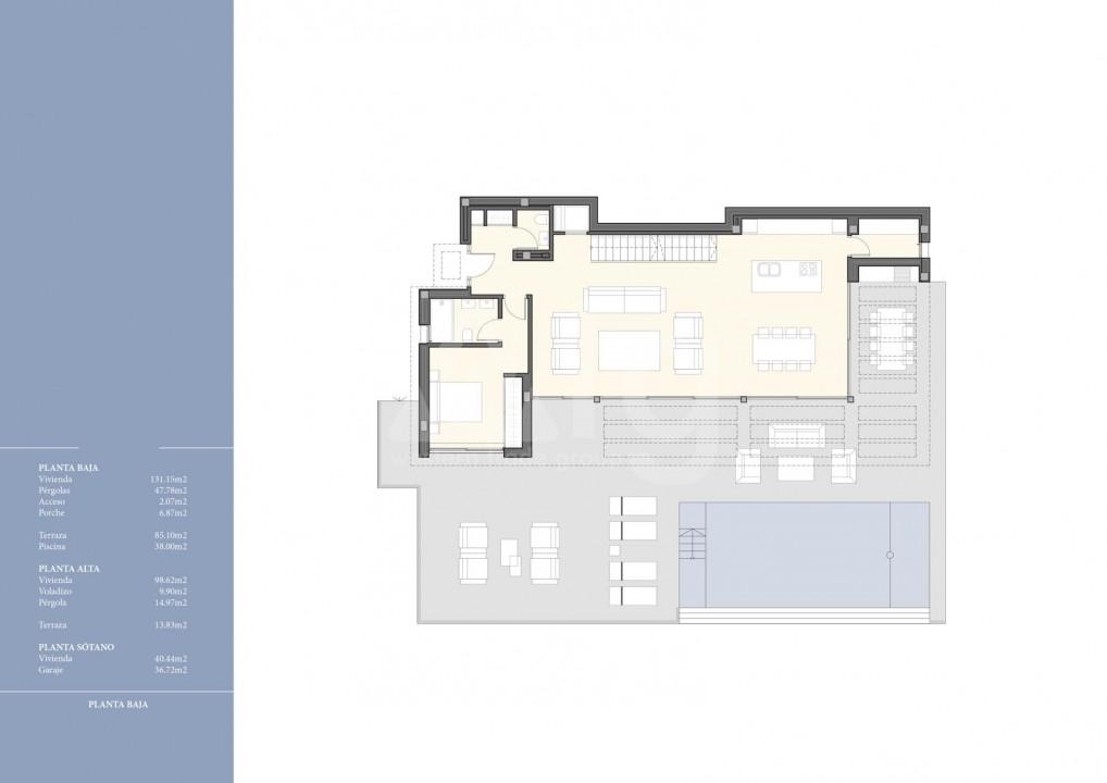 3 bedroom Bungalow in Torrevieja  - US115953 - 12