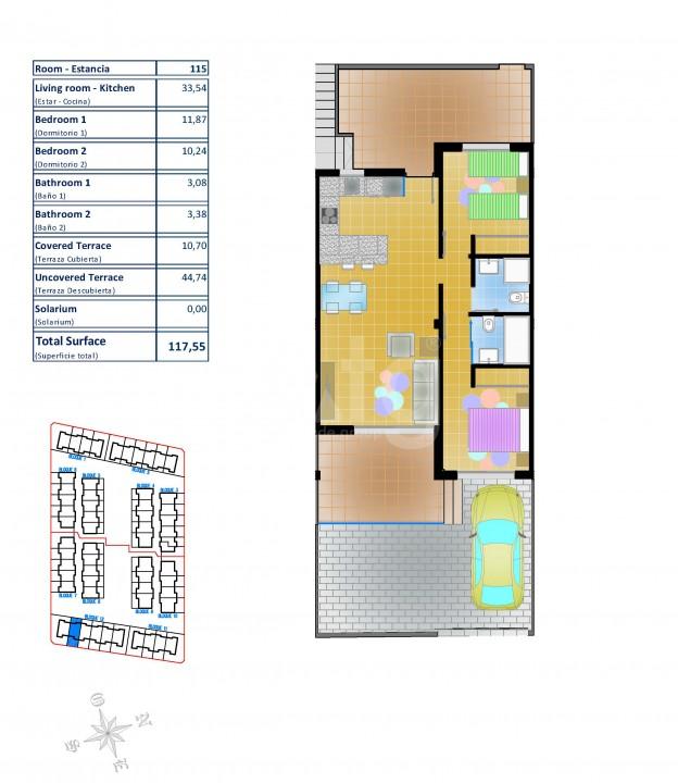 2 bedroom Bungalow in Pilar de la Horadada  - LMR115214 - 27