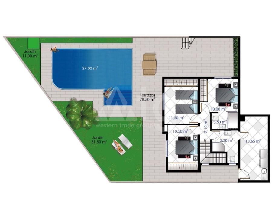 2 bedroom Bungalow in Guardamar del Segura - CN7836 - 11