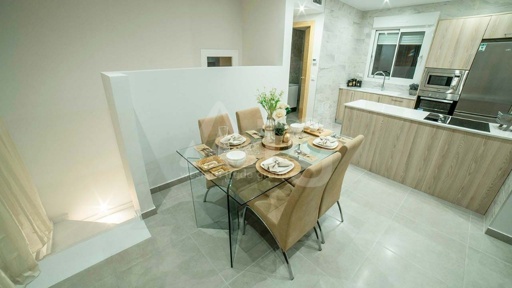 2 bedroom Bungalow in Guardamar del Segura - CN7836 - 3