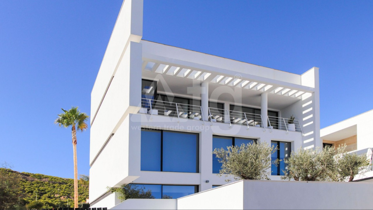 2 bedroom Penthouse in Torrevieja  - EF5847 - 1