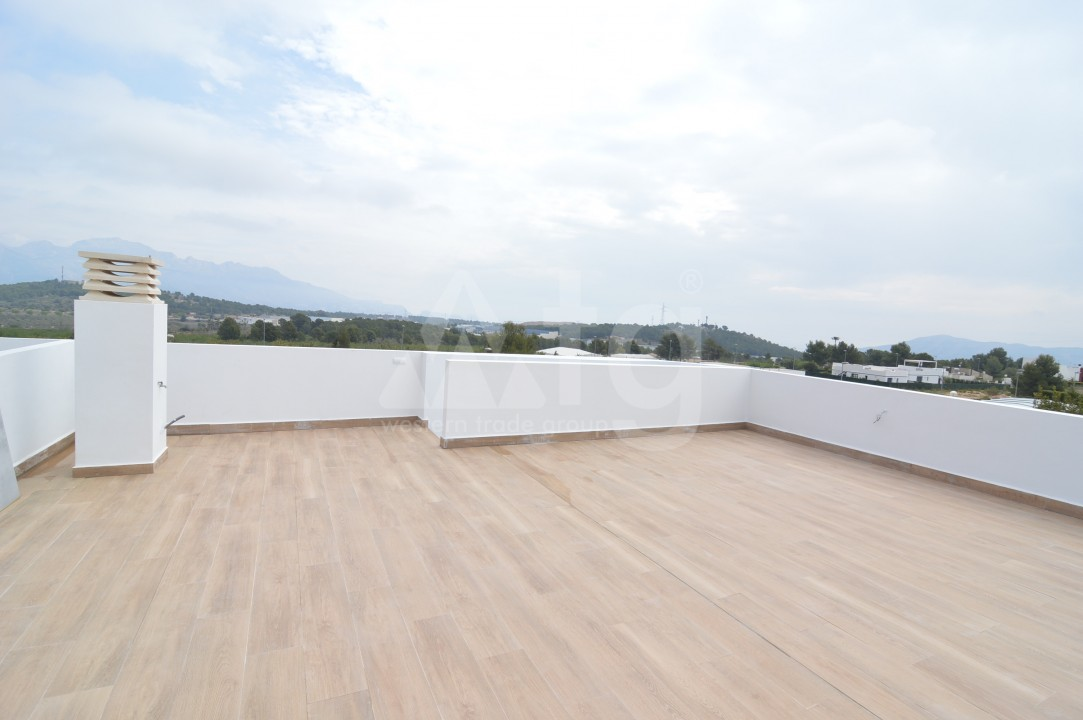 3 bedroom Penthouse in Torrevieja - AGI5938 - 15