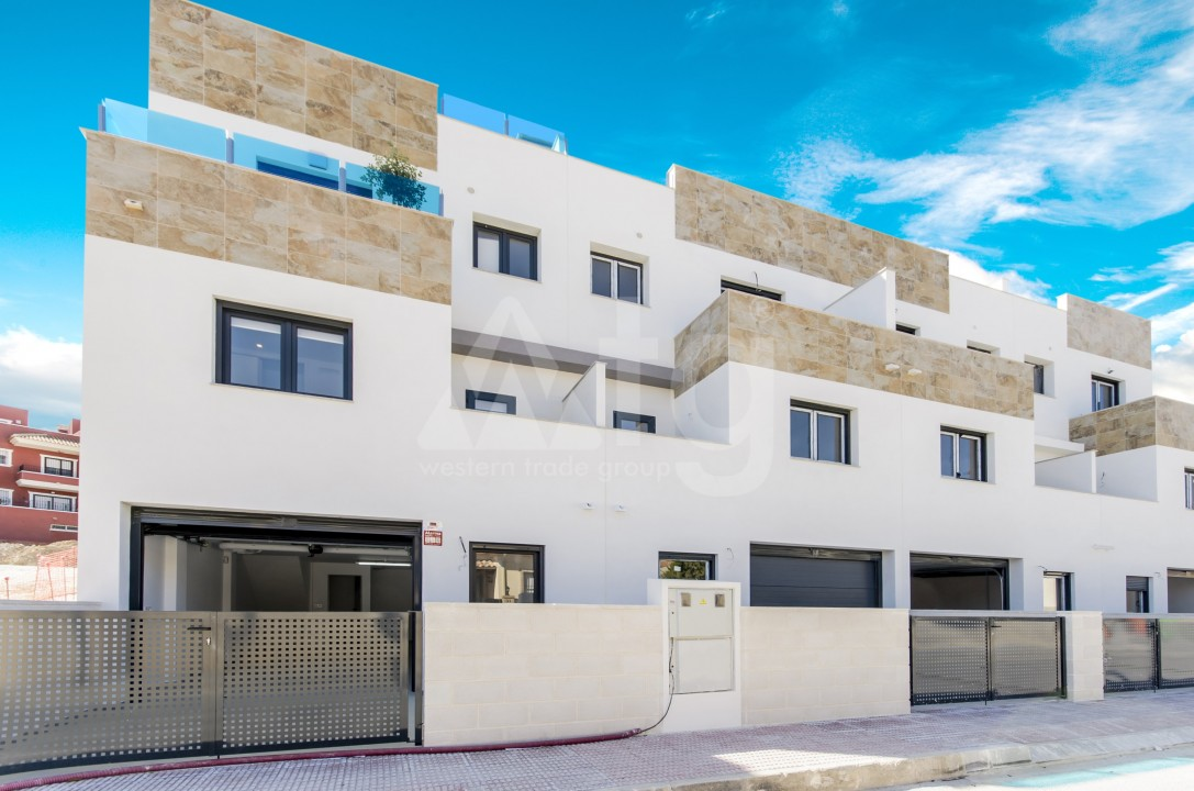 3 bedroom Penthouse in Torrevieja - AGI6065 - 1