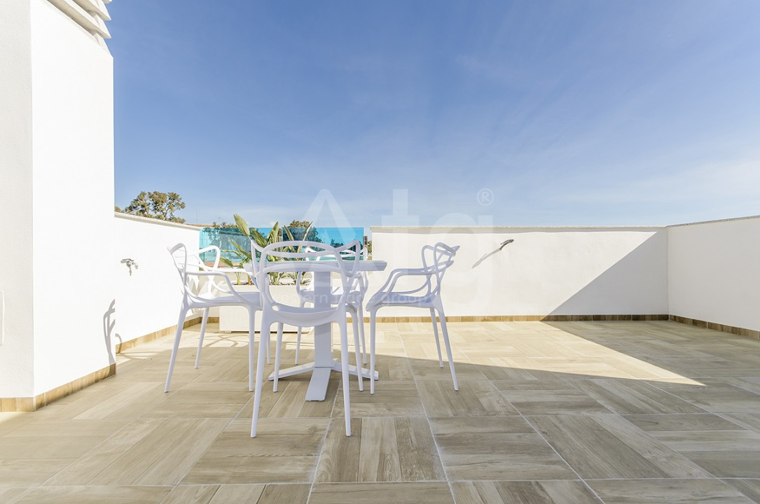 3 bedroom Penthouse in Torrevieja - AGI6065 - 16