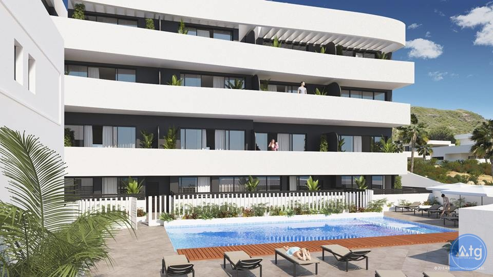 2 bedroom Penthouse in Guardamar del Segura - AT7943 - 1