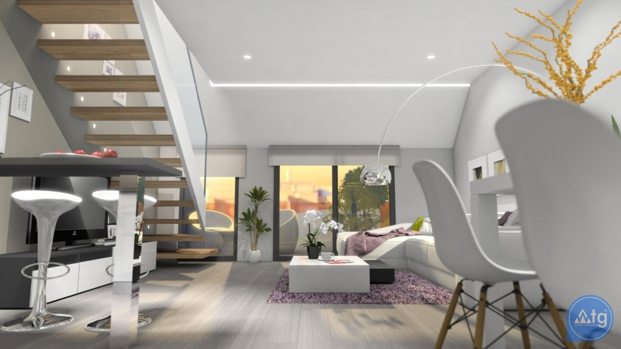 2 bedroom Penthouse in Torrevieja - AG5936 - 8