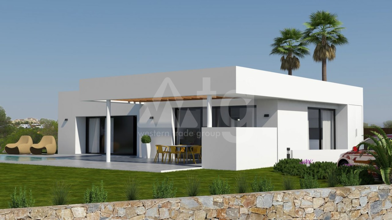 3 bedroom Penthouse in Villajoyosa  - QUA8635 - 1