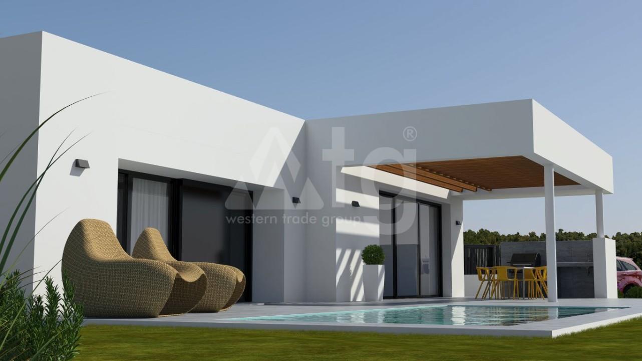 3 bedroom Penthouse in Villajoyosa  - QUA8635 - 3