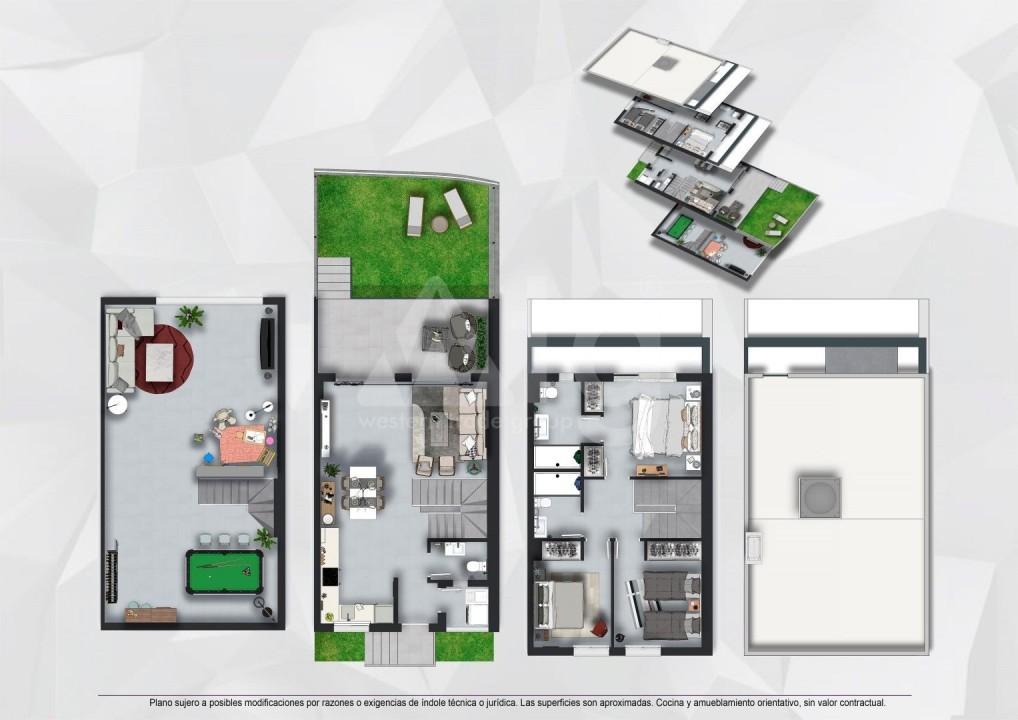 3 bedroom Townhouse in Elche  - GD1116611 - 31