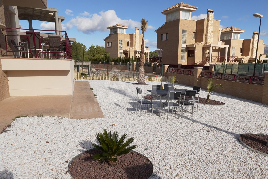 3 bedroom Townhouse in Polop  - LS114517 - 13