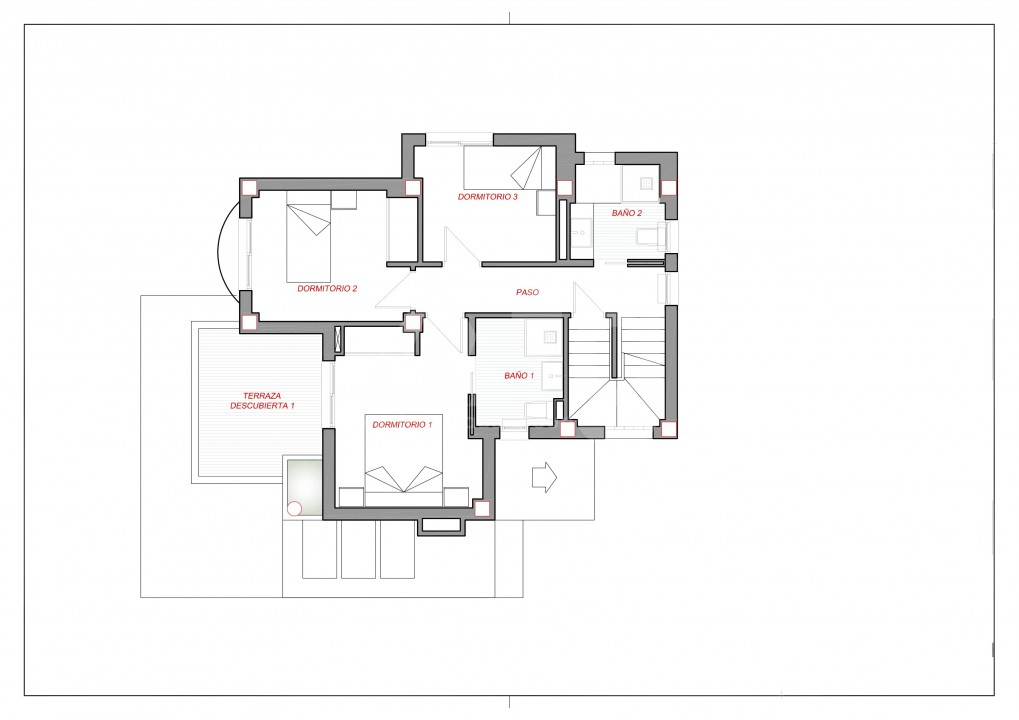 3 bedroom Townhouse in Polop  - LS114517 - 33