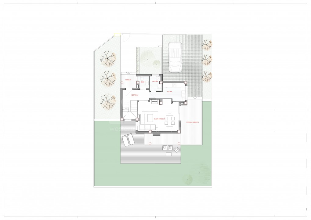 3 bedroom Townhouse in Polop  - LS114517 - 36