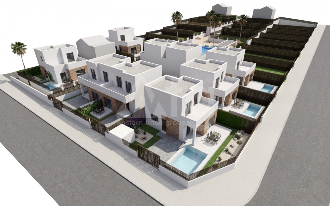 3 bedroom Townhouse in Torrevieja  - CC116312 - 11