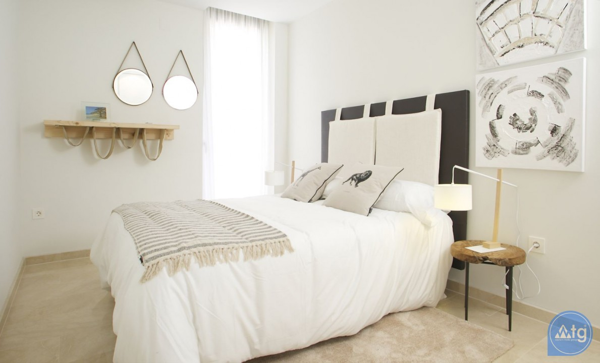 3 bedroom Townhouse in Villajoyosa - GD6329 - 1
