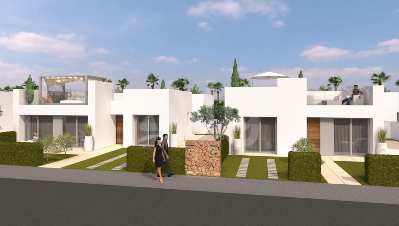 2 bedroom Townhouse in Villajoyosa - QUA8639 - 2