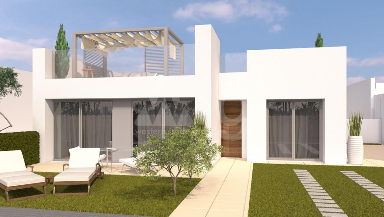 2 bedroom Townhouse in Villajoyosa - QUA8639 - 3