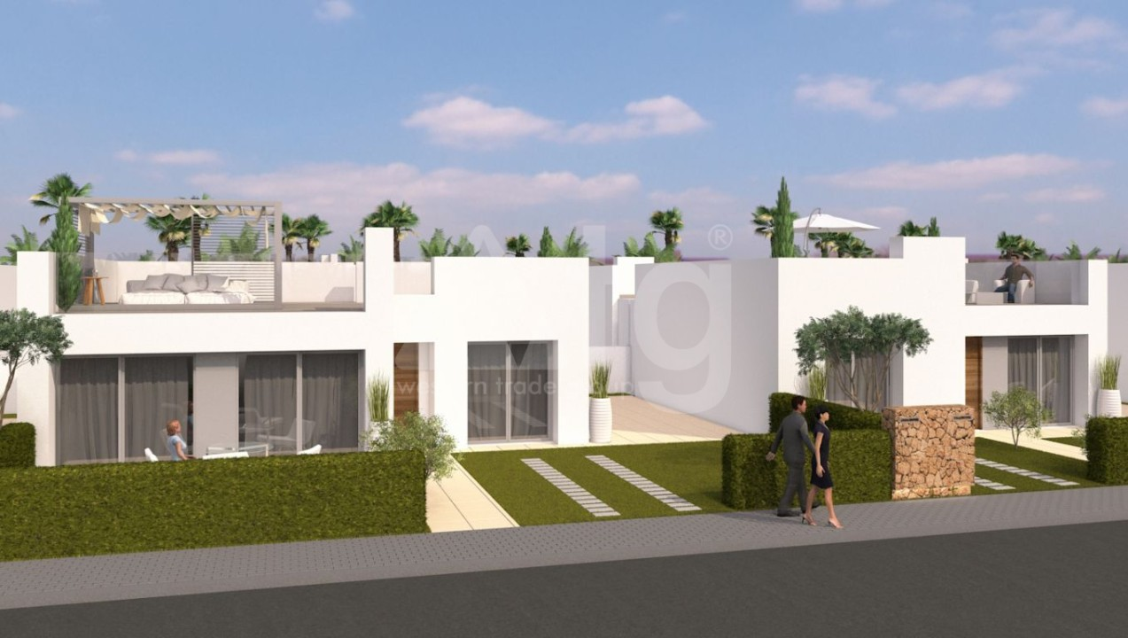 2 bedroom Townhouse in Villajoyosa - QUA8639 - 5