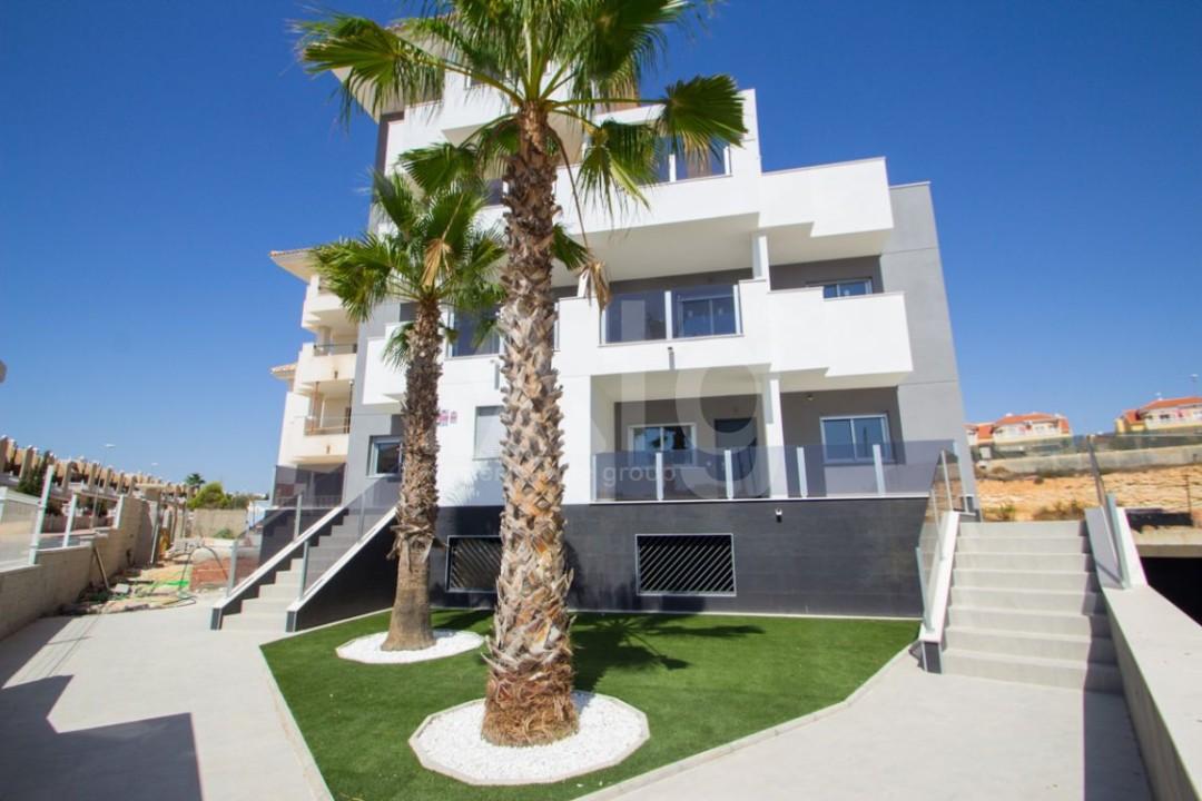 2 bedroom Townhouse in Villajoyosa  - QUA8631 - 1