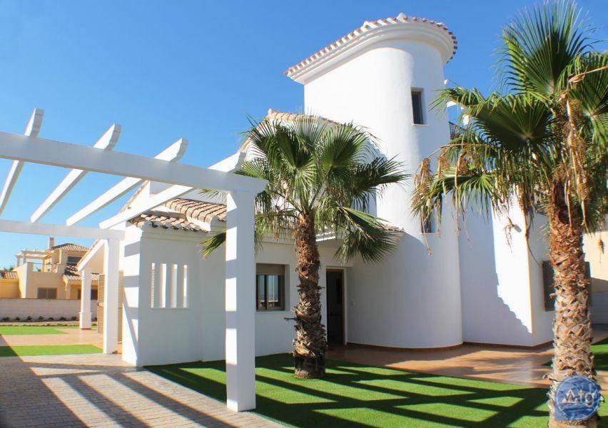 2 bedroom Townhouse in Villajoyosa  - QUA8620 - 1
