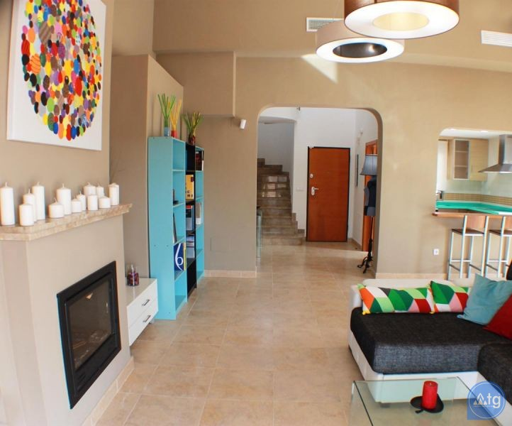 2 bedroom Townhouse in Villajoyosa  - QUA8620 - 11