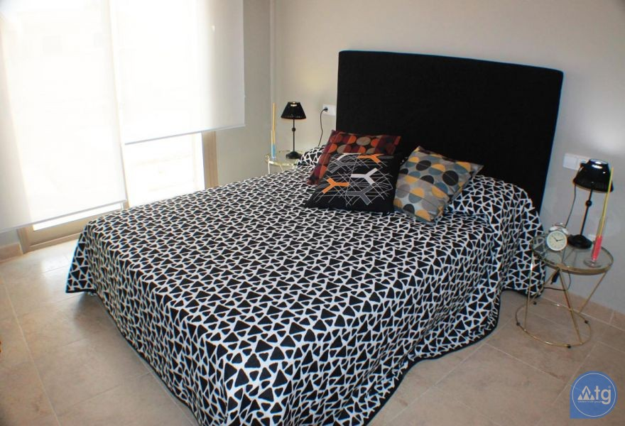 2 bedroom Townhouse in Villajoyosa  - QUA8620 - 19