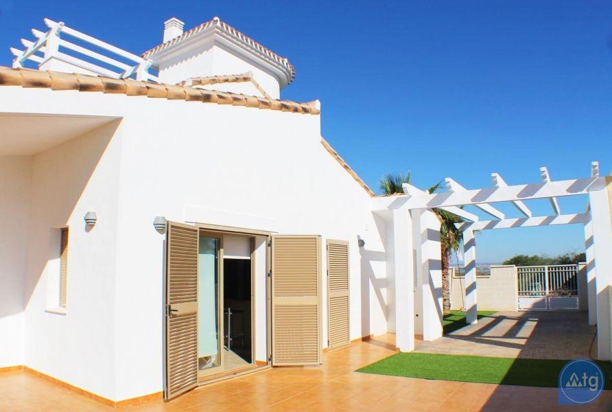 2 bedroom Townhouse in Villajoyosa  - QUA8620 - 2