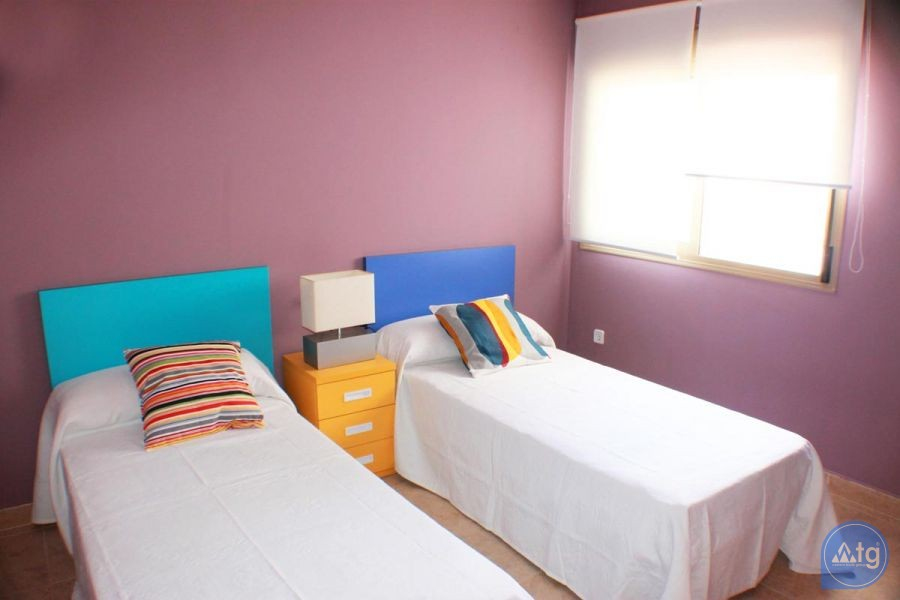 2 bedroom Townhouse in Villajoyosa - QUA8620 - 21