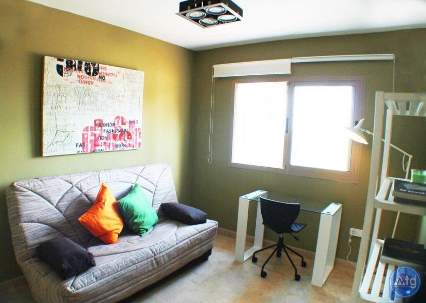 2 bedroom Townhouse in Villajoyosa - QUA8620 - 23