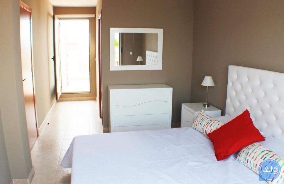 2 bedroom Townhouse in Villajoyosa - QUA8620 - 27