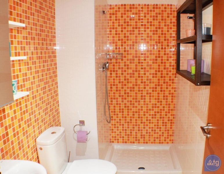 2 bedroom Townhouse in Villajoyosa - QUA8620 - 28