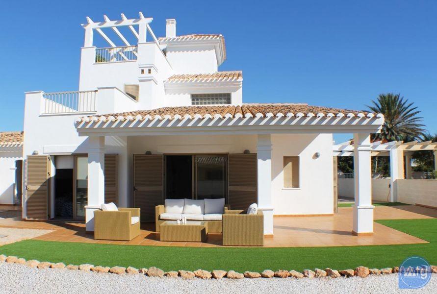 2 bedroom Townhouse in Villajoyosa - QUA8620 - 4