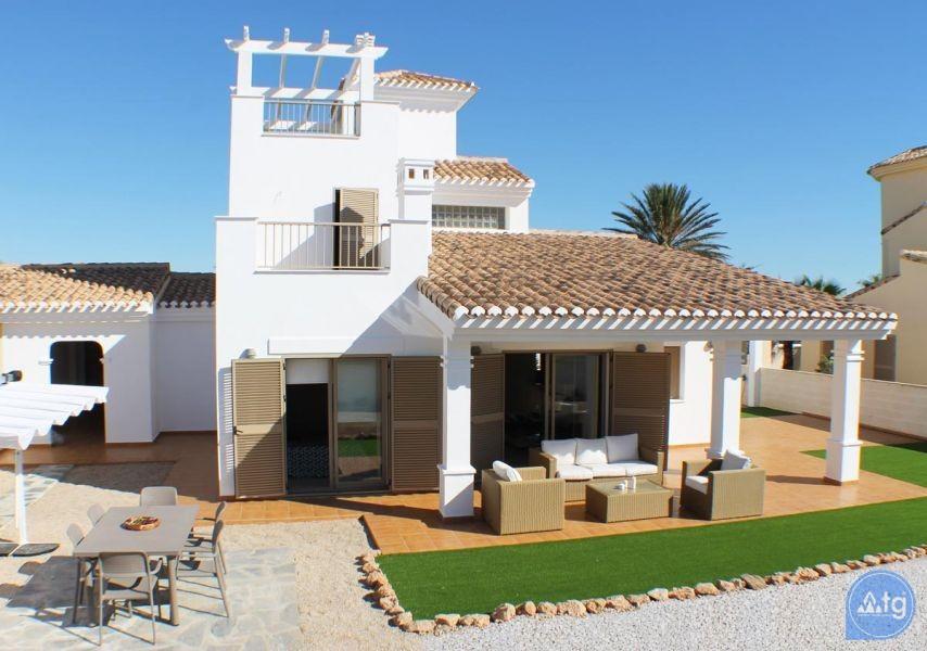 2 bedroom Townhouse in Villajoyosa - QUA8620 - 5
