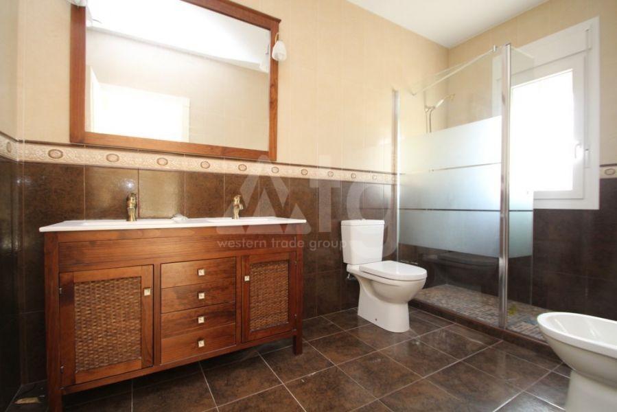 3 bedroom Townhouse in Villajoyosa - QUA8628 - 15