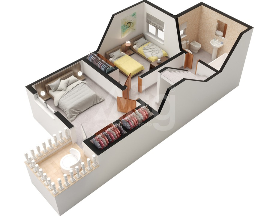 3 bedroom Villa in Los Montesinos - OI7628 - 3